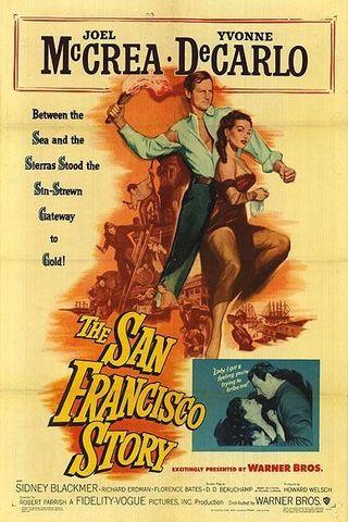 Pecadores de San Francisco