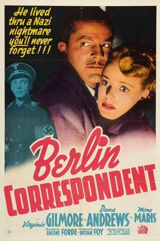 Correspondente em Berlim