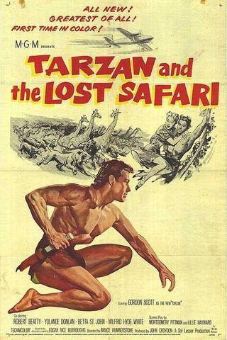Tarzan e a Expedição Perdida