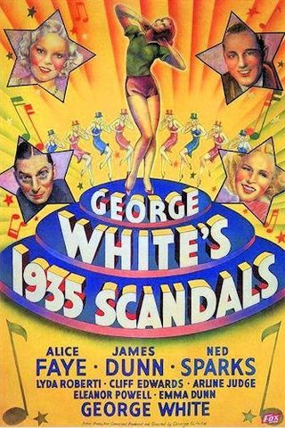 Escândalos na Broadway de 1935