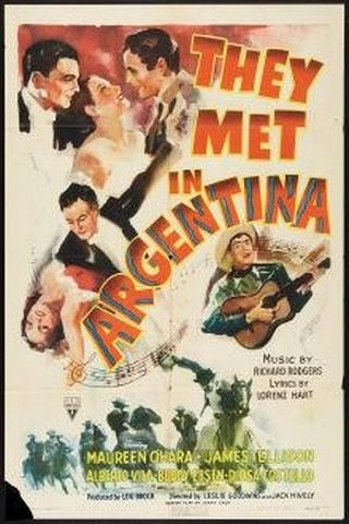 Conheceram-se na Argentina