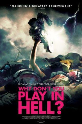 Por Que Você Não Vai Brincar no Inferno?