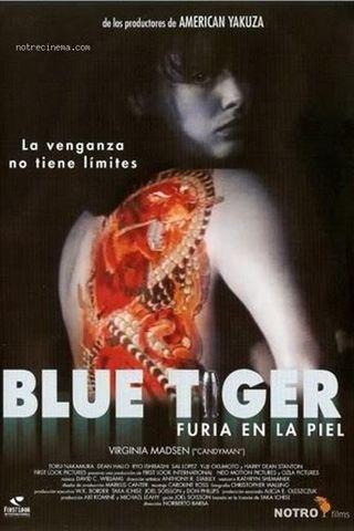 Blue Tiger - Desafiando a Yakuza