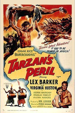 Tarzan na Terra Selvagem