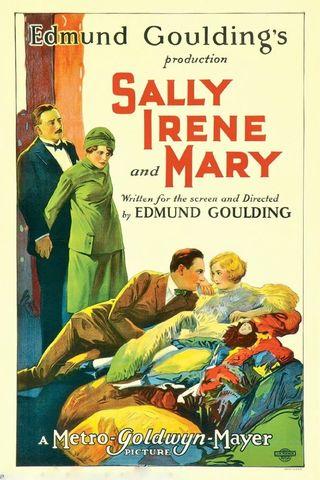 Sally, Irene e Mary