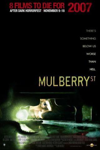Mulberry Street - Infecção em Nova York