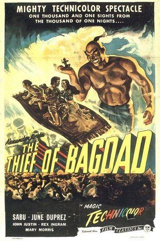 O Ladrão de Bagdá