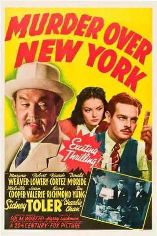 Charlie Chan e a Morte Oculta em Nova York