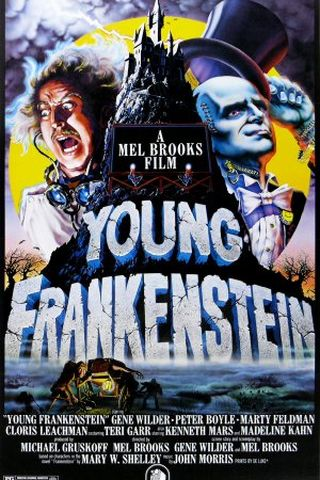 Jovem Frankenstein