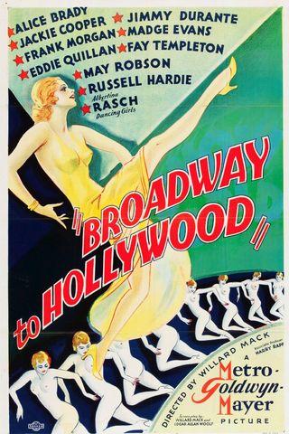 Da Broadway a Hollywood