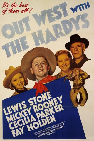 Andy Hardy, Cowboy
