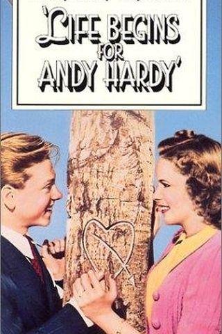 Andy Hardy Cava a Vida