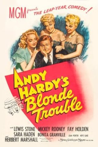 Andy Hardy Prefere as Louras