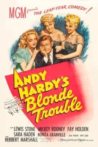 Andy Hardy Prefere as Louras