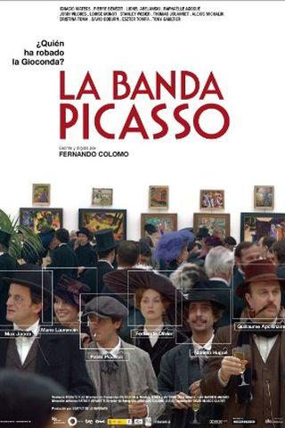 Pablo Picasso e o Roubo da Monalisa