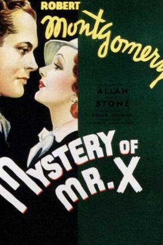 O Mistério de Mr. X