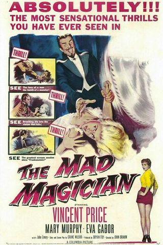 A Máscara do Mágico