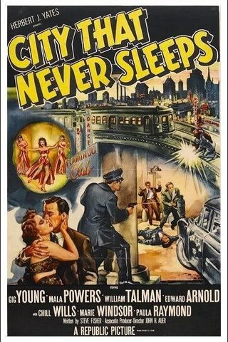 A Cidade Que Não Dorme