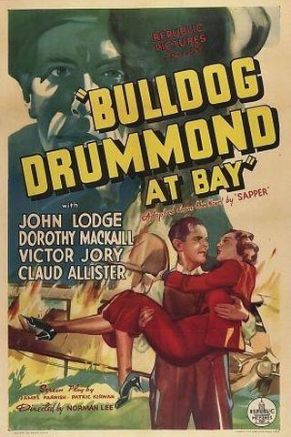 Bulldog Drummond na Escócia