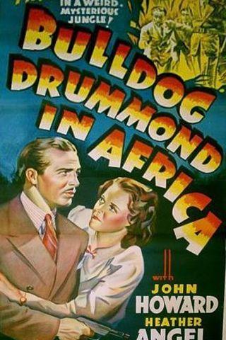 Bulldog Drummond na África