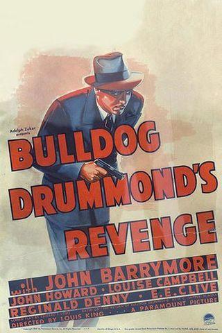 A Vingança de Bulldog Drummond