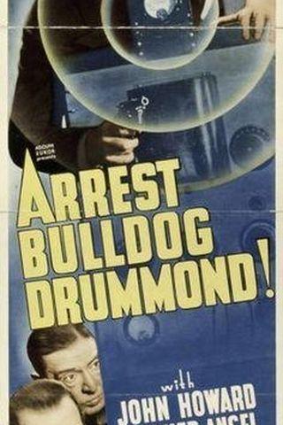 Rende-te, Bulldog Drummond