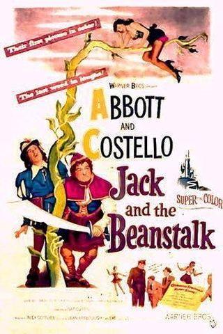 Abbott & Costello e o Pé de Feijão