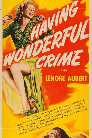 Um Crime Maravilhoso