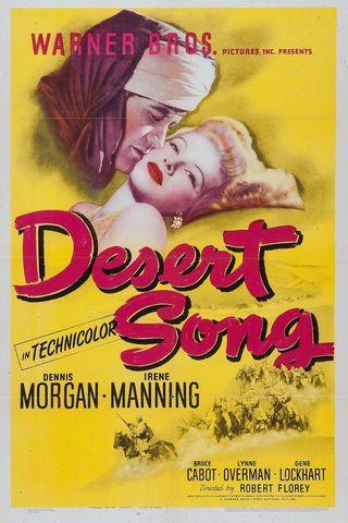 A Canção do Deserto