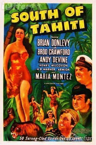 Ao Sul de Tahiti
