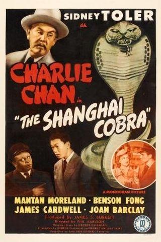 Charlie Chan - A Cobra de Shanghai