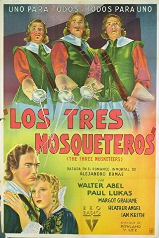Os Três Mosqueteiros