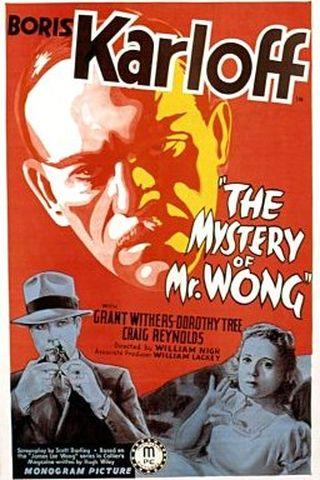Mistério de Mr. Wong