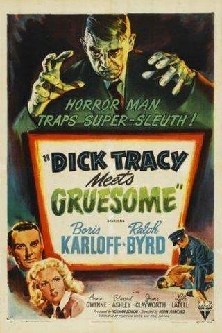 Dick Tracy Contra o Monstro