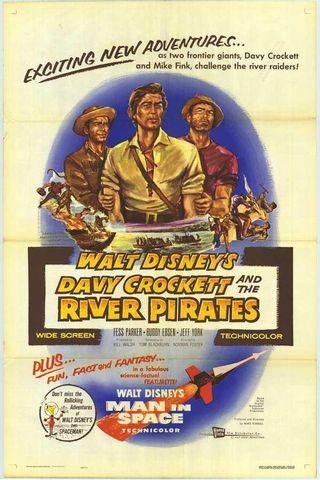Davy Crockett e os Piratas do Rio