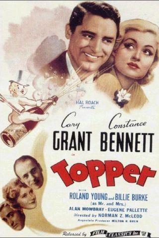 Topper e o Casal do Outro Mundo