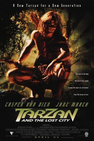 Tarzan e a Cidade Perdida