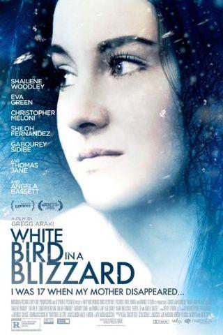 Pássaro Branco da Nevasca