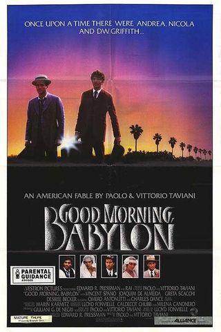 Bom Dia Babilônia