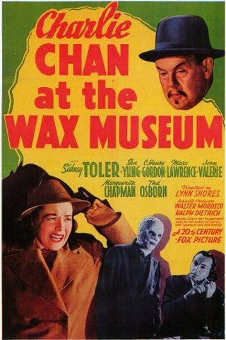 Charlie Chan no Museu de Cera