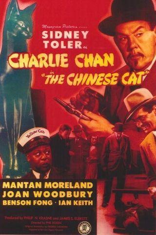 Charlie Chan - O Gato Chinês