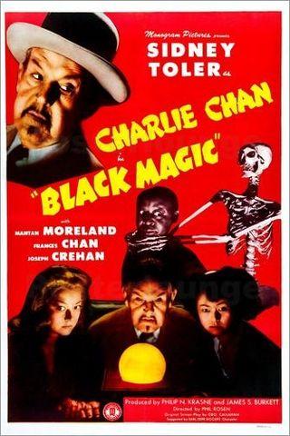 Charlie Chan na Macumba
