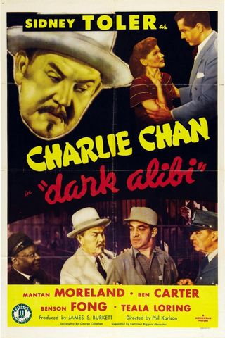 Charlie Chan em Alcatraz