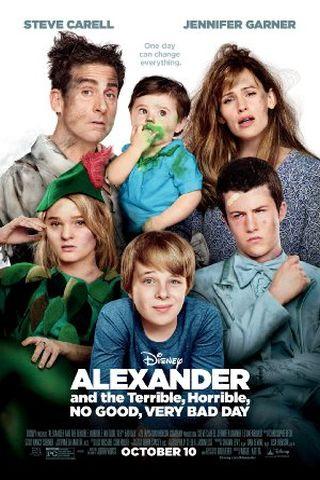 Alexandre e o Dia Terrivel, Horrível, Espantoso e Horroroso