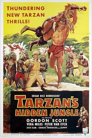 Tarzan e os Selvagens