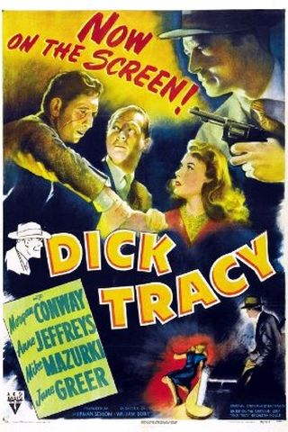 Dick Tracy, o Audacioso