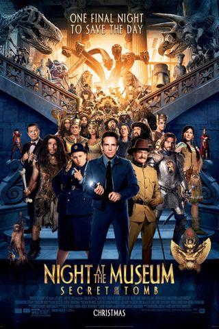 Uma Noite no Museu 3: O Segredo da Tumba
