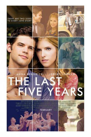 Os Últimos 5 Anos