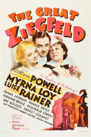 Ziegfeld - O Criador de Estrelas