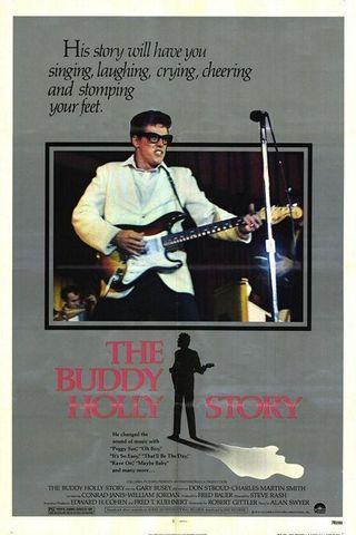 A História de Buddy Holly
